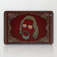 the dude iPad Cases featuring Dude by DE.FE.