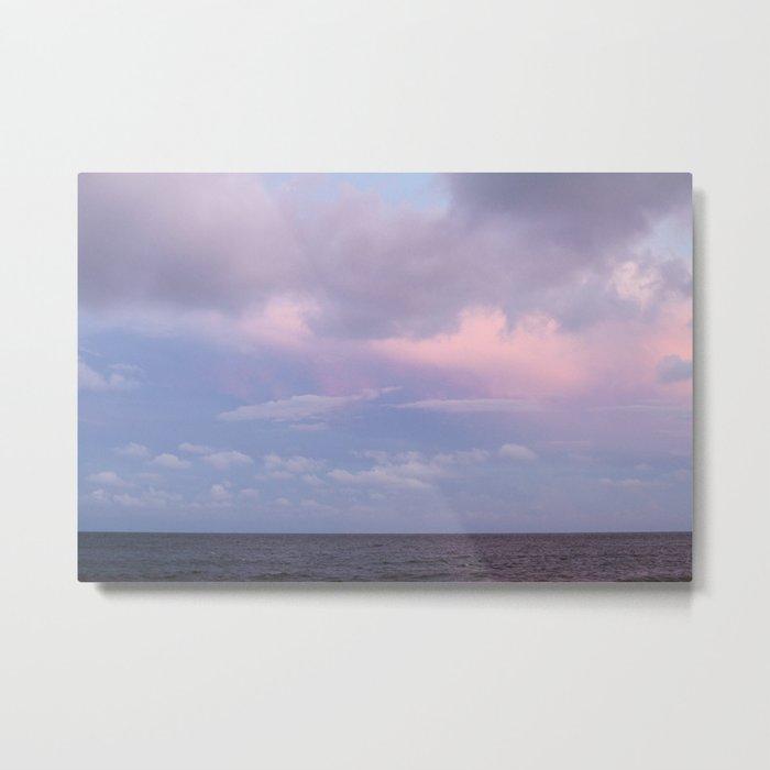 Hilton Head Sunset Metal Print