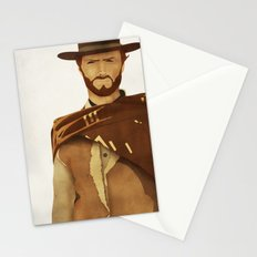 CLINT EASTWOOD - WESTERN  Stationery Cards