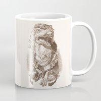 bouletcorp Mugs featuring Diane O' Nychus by Bouletcorp
