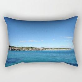 Bora Bora Hilton NUI Bungalows Rectangular Pillow