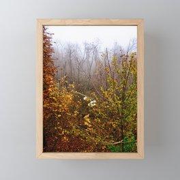End of November  Framed Mini Art Print