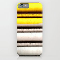 SPLASH - YELLOW Slim Case iPhone 6s