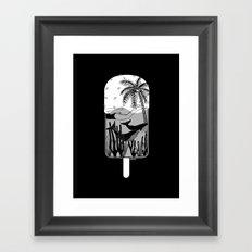 My Little Sweet Summer Framed Art Print