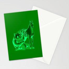 Paint The Zebra Stationery Cards