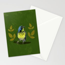 Canada Warbler Stationery Cards