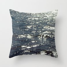 Mighty Hudson Throw Pillow