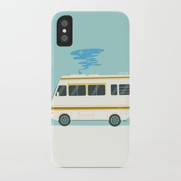 A Badly Broken RV iPhone Case
