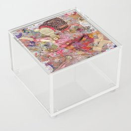 Dancing Girl Acrylic Box