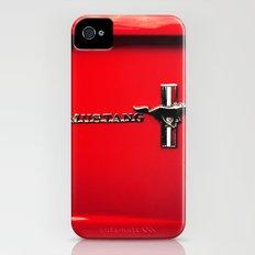 Mustang Slim Case iPhone (4, 4s)
