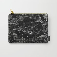 XXI. The World Tarot Card Illustration Carry-All Pouch