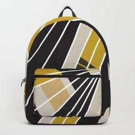 Art Deco Teepee Backpack