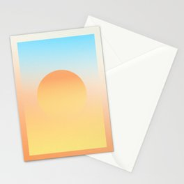 mirage 01 Stationery Cards