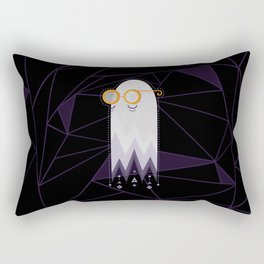 Old Ghosty Rectangular Pillow