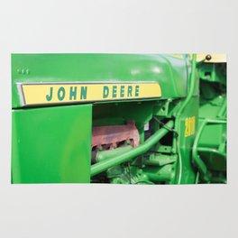 The Old John Deere Rug