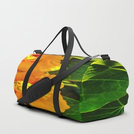 Two Bright Centers Duffle Bag