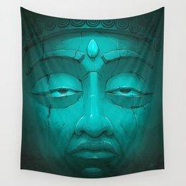 Buddha I. Wall Tapestry