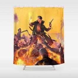 Demonhunter Shower Curtain