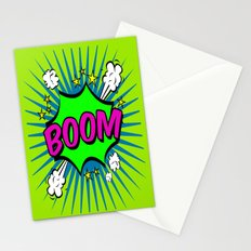 Boom Lime Boom Stationery Cards