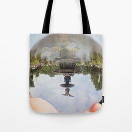 Bethesda Fountain Tote Bag