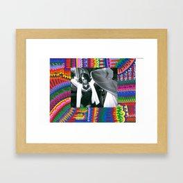 Angela Bassett  Framed Art Print