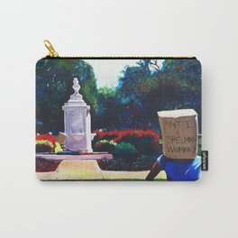 Ain't I a Spelman Woman?  Carry-All Pouch