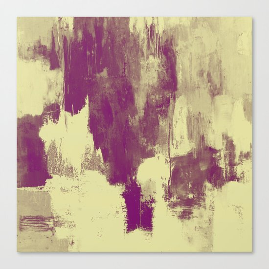 Textured Purple Canvas Print