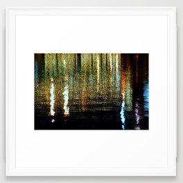 City Lights II Framed Art Print