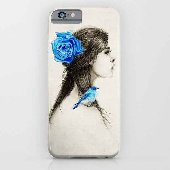 .Dejection iPhone & iPod Case