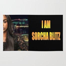 I am Sorcha Blitz Rug