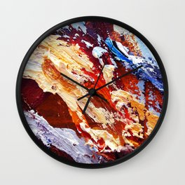 Vibrancy  Wall Clock