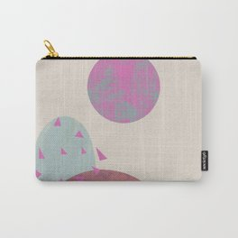 Trees in wind Carry-All Pouch