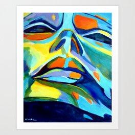 """Speechless yearning"" Art Print"