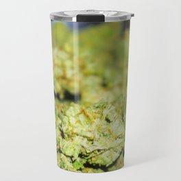 Green goodness Travel Mug