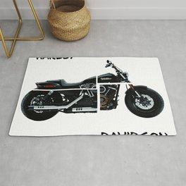 BIG BIKE MOTOR CUSTOM Rug