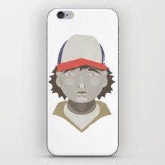 Dustin iPhone & iPod Skin