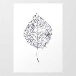Collateral Beauty Art Print