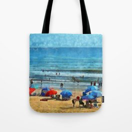 Low Tide PhotoArt Tote Bag