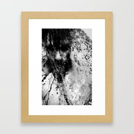 Always Stay Guarded  Framed Art Print