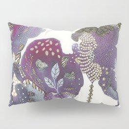 Purple Mist Pillow Sham