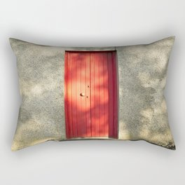 Door to The Highlands Rectangular Pillow