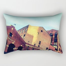 Ghirardelli skyline Rectangular Pillow