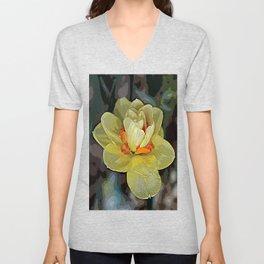 Spring Beauty Unisex V-Neck