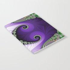 The Empress Headdress Notebook