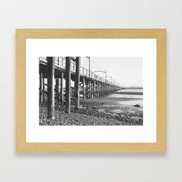 Beach Views  Framed Art Print