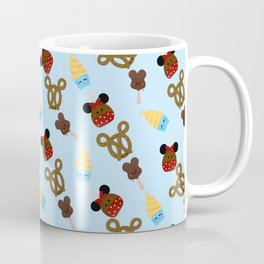 Snack Goals Theme Parks Coffee Mug