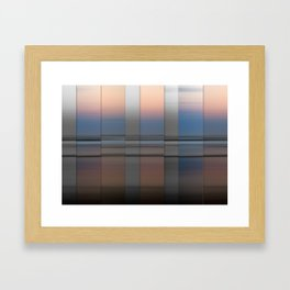 Fade to Grey Framed Art Print