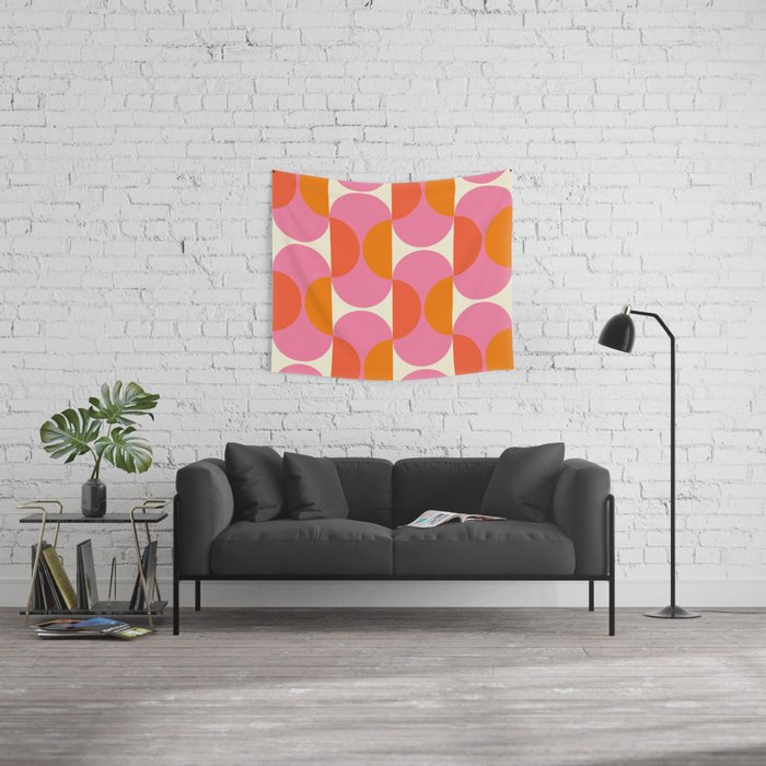 Capsule Sixties Wall Tapestry