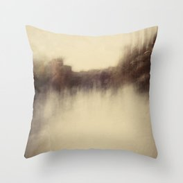 Transient Daydream Throw Pillow