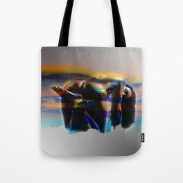 Naked N Nudity Tote Bag